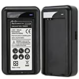 ABC® Wall Travel Spare Battery Charger With USB for Samsung Galaxy S5 i9600