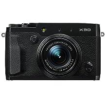 Fujifilm X30 12 MP Digital Camera with 3-Inch LCD (Black)