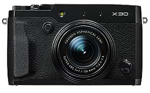 Fujifilm X30 12 MP Digital Camera with 3.0-Inch LCD (Black)