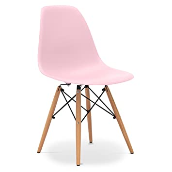 Oxydesign 4 Stück Stühle Aus Polypropylen Dsw Stil 53 Cm X 46 Cm X