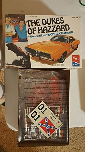 "The Dukes of Hazzard Dodge Charger "" General Lee"" Model Kit"