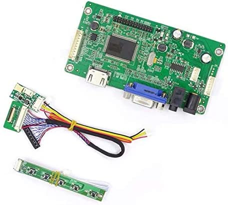 """HDMI LCD CONTROLLER BOARD for 9.7/"""" 2048x1536 KIT eDP HD DISPLAY SCREEN IPS IPAD3"""