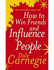 How to Win Friends and Influence People by Dale Carnegie - Paperback