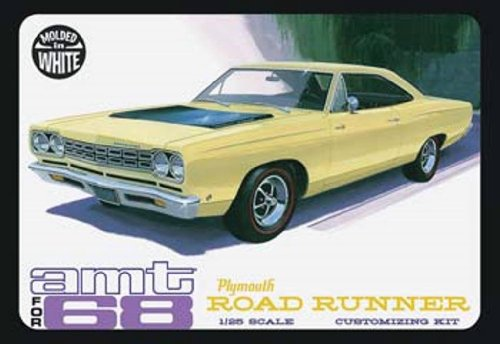 AMT AMT821 1968 Plymouth Roadrunner