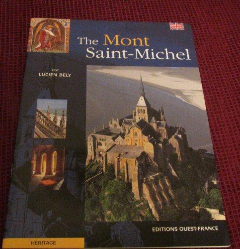 Mont St Michel (Angl) - Mont St Michel France
