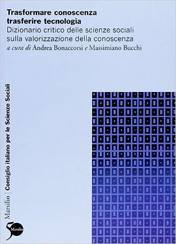 conoscenza dizionario italiano