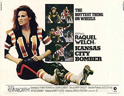 Poster Kansas Bomber City - Kansas City Bomber POSTER (11