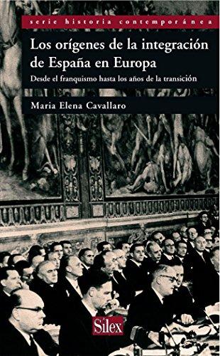 Usovromcapt: Los orígenes de la integracion de España en ...