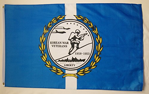 Korean War Veterans 1950-1953 Honor Flag 3' X 5' Indoor Outd