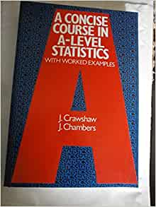 a concise course in a level statistics pdf