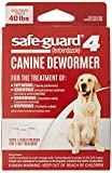 Excel 8in1 Safe-Guard Canine Dewormer for Large Dogs, 3 Day Treatment