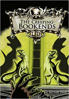 Book The Creeping Bookends (Library of Doom)