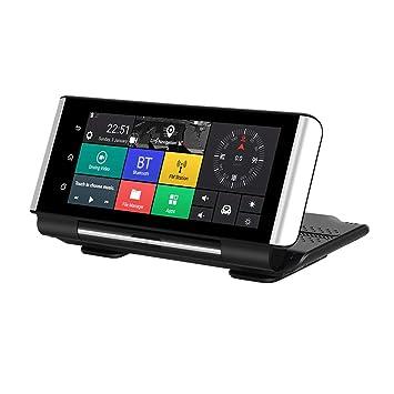 7 Pulgadas Navegador GPS para K6 Phisung K6 Consola Central 7in Android 5.1 4G DVR 1080P