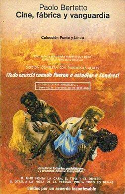 Descargar Libro Cine, Fábrica Y Vanguardia P. Bertetto