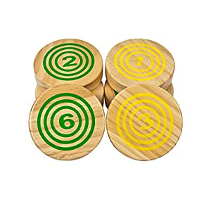Rollors Backyard Game Expansion Pack (Yellow & Green)