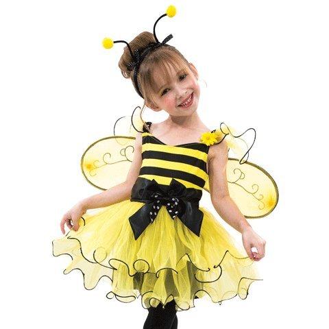Girls Bumblebee Costume (18-24)