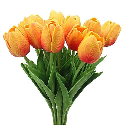 20PCSSet-PU-Tulip-Flower-Real-Touch-Artificial-Silk-Flowers-Arrangement-Bouquet-Home-Room-Office-Wedding-Party-Decor