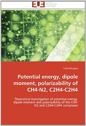 Potential energy, dipole moment, polarizability of CH4-N2, C2H4-C2H4: Theoretical investigation of potential energy, dipole moment and polarizability ... and C2H4-C2H4 complexes (Omn.Univ.Europ.)
