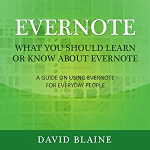 What You Should Learn or Know About Evernote Audiobook