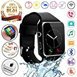 2018 Newest Bluetooth Smart Watch Touchscreen with Camera
