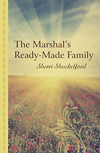 The Marshals Ready-Made Family (Thorndike Press Large Print Gentle Romance)