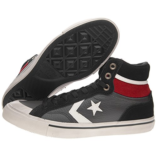 Converse Pro Blaze Hi Leather suede Sneaker Unisex - Adulto Multicolore