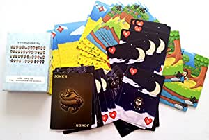 Pixel Love Playing Cards