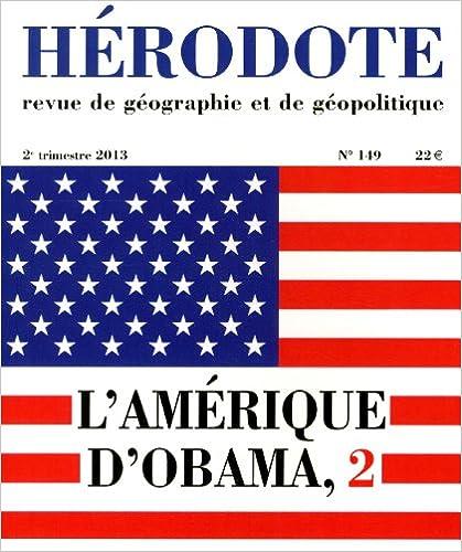 Lire en ligne L'Amérique d'Obama, 2 pdf ebook