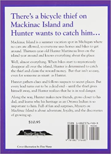 Mystery on Mackinac Island: Anna W. Hale: 9781882376483: Amazon ...