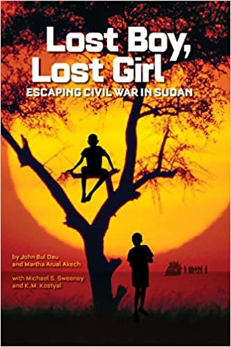 Amazon lost boy lost girl escaping civil war in sudan amazon lost boy lost girl escaping civil war in sudan biography 9781426307089 john bul dau books publicscrutiny Gallery