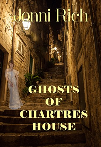 Ghosts of Chartres House: A divorcee can overcomd any hurdle, even murder. ()