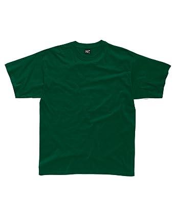 SG SG18K-BG-78 - Camiseta para niños (talla 7-8, 10 unidades), color verde: Amazon.es: Industria, empresas y ciencia