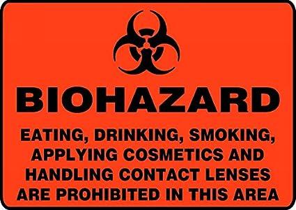 Amazon.com: Biohazard comer, beber, fumar, aplicación de ...