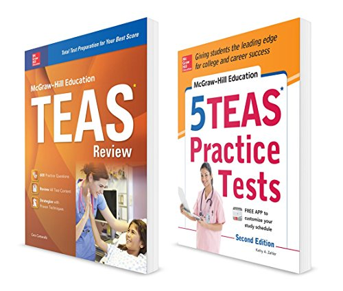 McGraw-Hill Education TEAS Value Pack