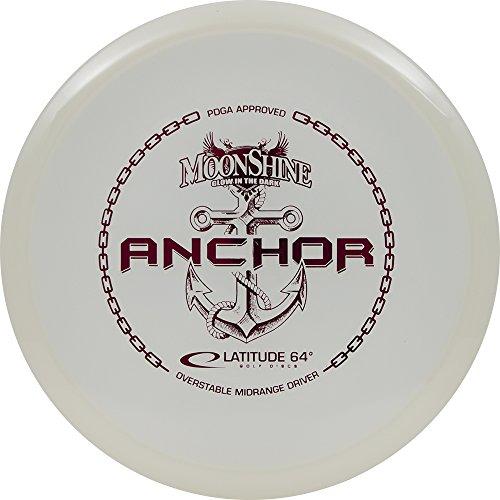Latitude 64 Moonshine Opto Glow Anchor Midrange Golf Disc - - Anchor Disc