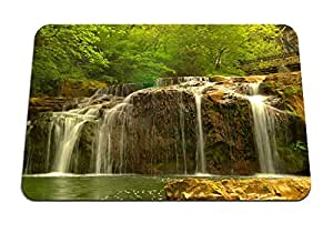 """I heard the sound of falling water- Mouse Pad - Gaming Mouse Pad - 8.6""""x7.1"""" inches"""