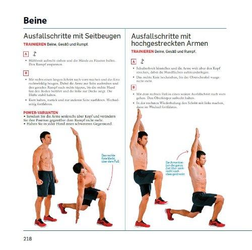 Prächtig Das Men's Health Workout ohne Geräte: Mehr Muskeln, mehr Ausdauer #VP_28