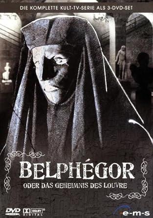 Belphégor Oder Das Geheimnis Des Louvre Tv Miniserie 3