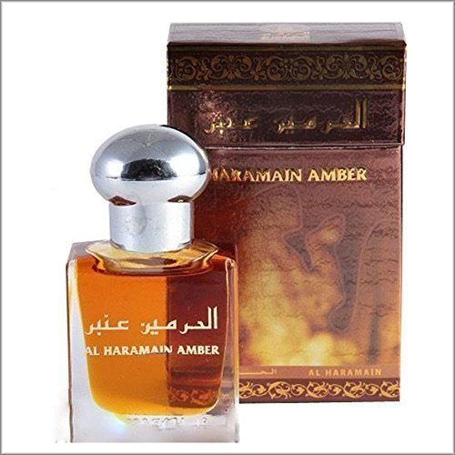 Ambre Unique Parfum Arabe Huile / Attar / Ittr 15 ML Sans Alcool Prime parfum Al haramain