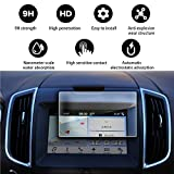 YEE PIN 2015-2019 Ford Edge Sync 2 Sync 3 App Link My Ford 8 inch in-Dash Screen Protector, Easy to Install Navigation Hardened Film