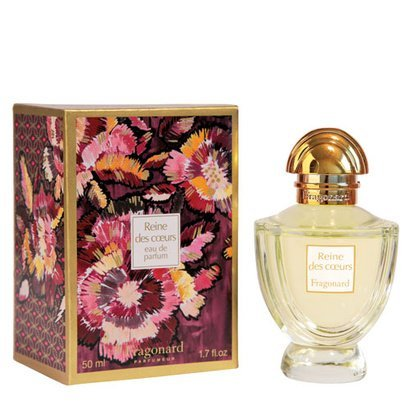 Amazoncom Fragonard Reine Des Coeurs Eau De Parfum Eaux De Parfum