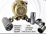 Regenerative Blower Kit | Pressure or Vacuum