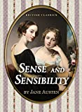 Image of British Classics: Sense and Sensibility (Illustrated)