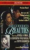 Treacherous Beauties, Cheryl Emerson, 0373482884