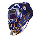 Solar Auto Darkening Welding Helmet Arc Tig Mig Mask Weld Welder Lens Grinding
