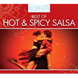 BEST OF HOT AND SPICY SALSA (3 CD Set)