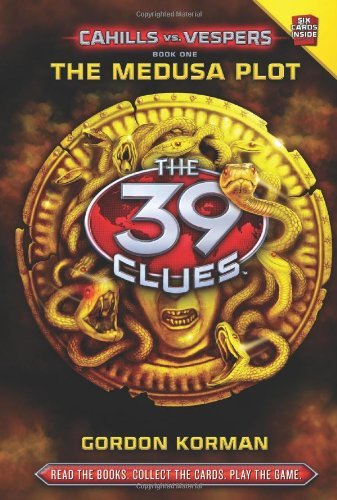 the 39 clues the medusa plot - 7