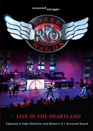 REO Speedwagon: Live In The Heartland by E1 ENTERTAINMENT