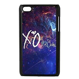 C-EUR Customized Phone Case Of The Weeknd XO For Ipod Touch 4
