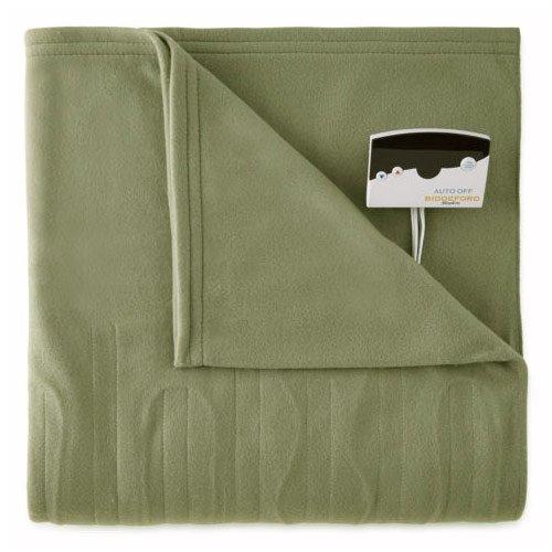 Biddeford Fleece Electric Blanket - Twin